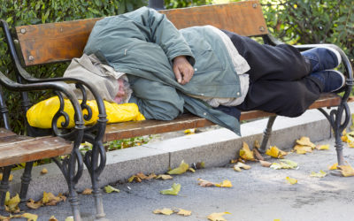 Criminalizing the Homeless